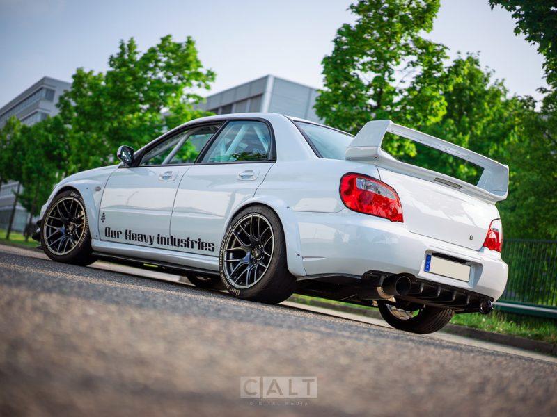 Subaru Impreza WRX STI Fotoshooting (TfP)