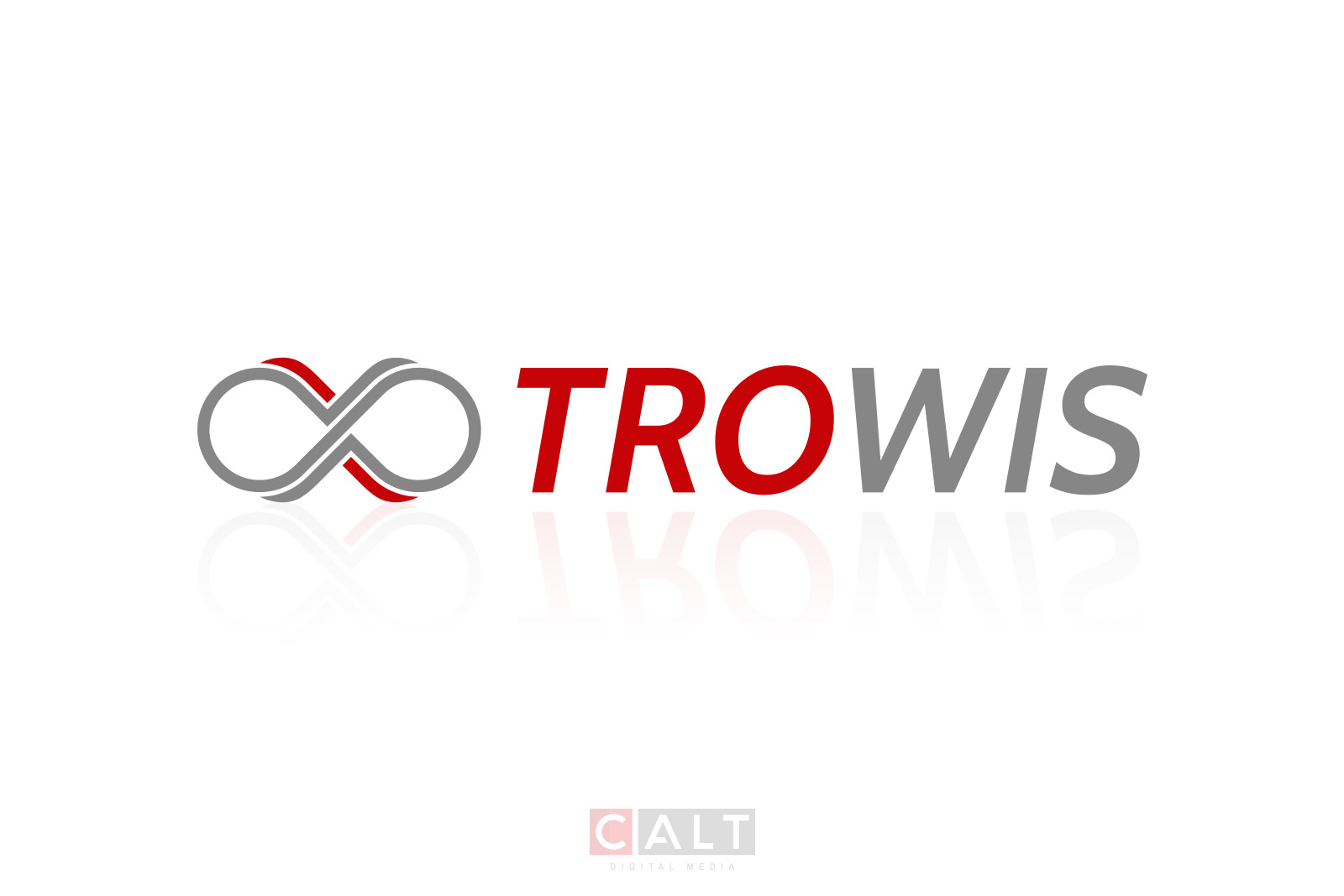Logoentwicklung für das Unternehmen TROWIS
