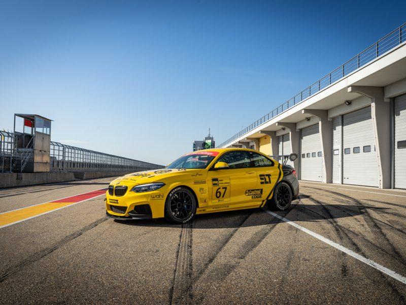 Fotoshooting für east racing motorsport am Sachsenring