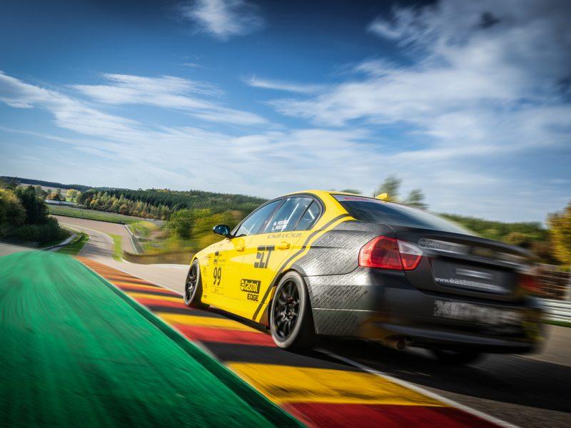 Virtual Rigs für east racing motorsport am Sachsenring